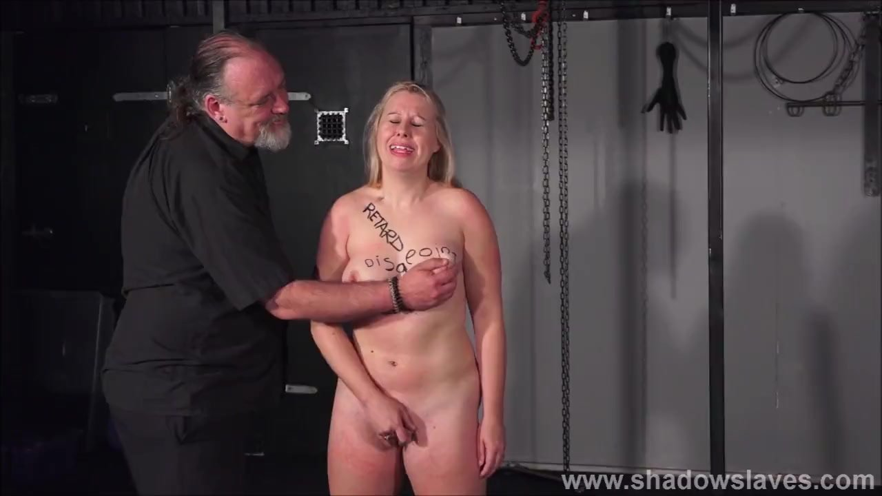 Brutal tit whipping to tears and pussy punishment of humiliated BDSM(緊縛) slaves - RedTube