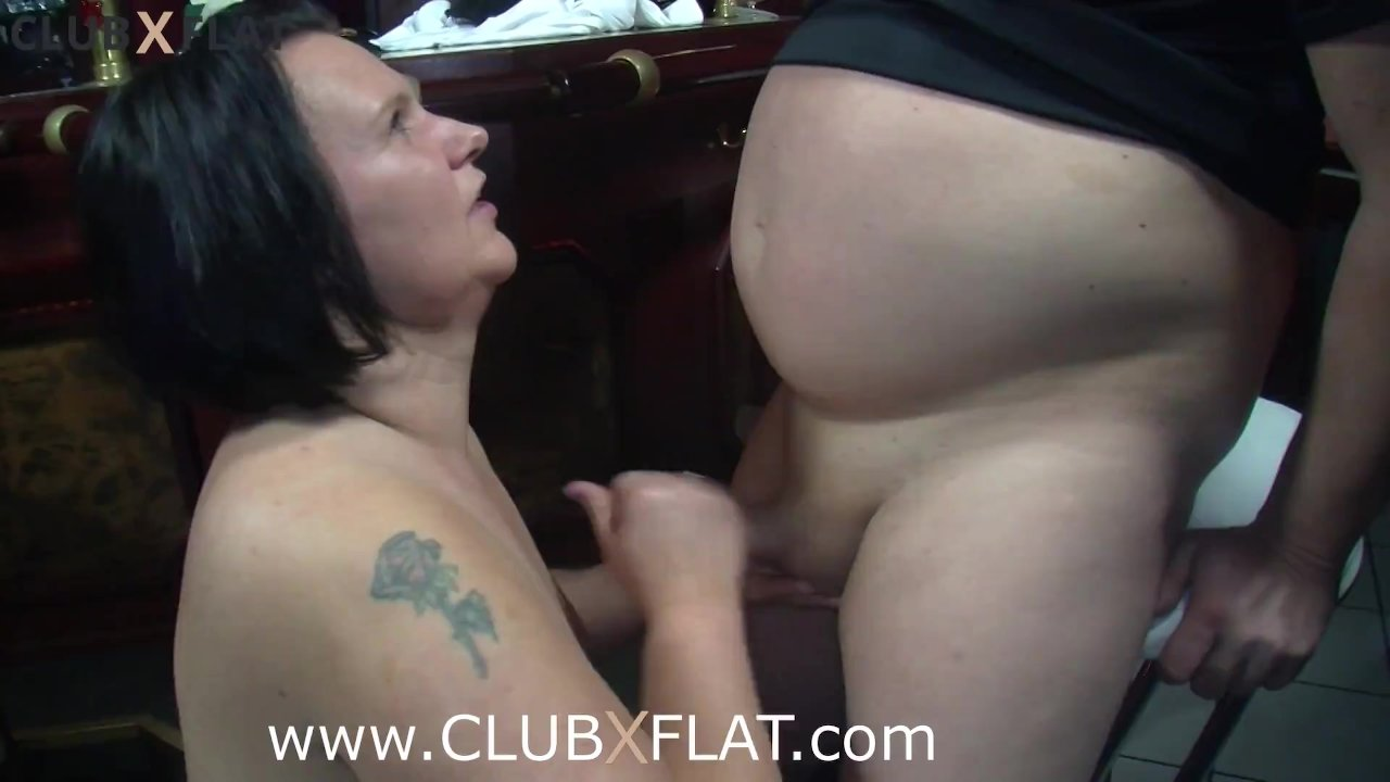 CLUBXFLAT- Frustrated husband finally wants sex again