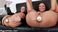 Thick and busty women nude tube
