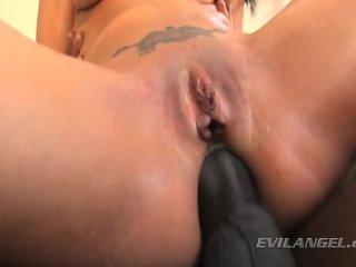 Tori Lux loves big black cock!