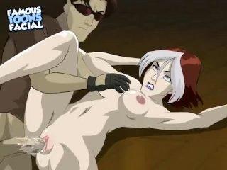 X-men video sex