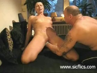 Extreme amateur gets fist fucked