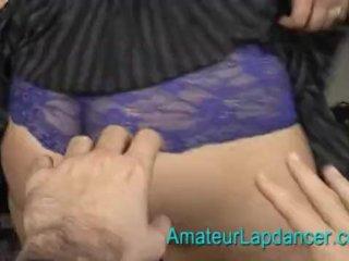 20 y.o. amateur Sandra – lapdance