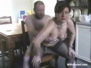 Mature amateurs home sex