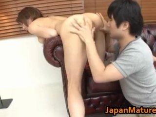 Anna Hoshi is a kinky Japanese