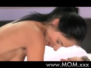 Busty housewife needs her pussy licked