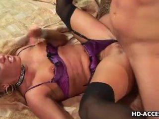 Sexy Chelsea Zinn Insane anal sex