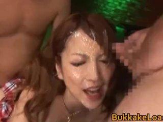 Horny real asian hottie Kaede Matsushima