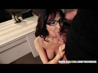 Hot counselor Diana Prince fucks her patient – brazzers