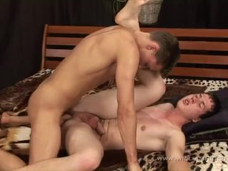 Young bareback ass