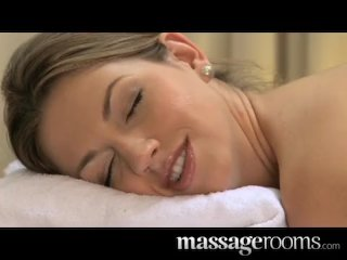 Hot oily gspot massage