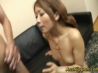Hibiki Ohtsuki dirty Asian tramp