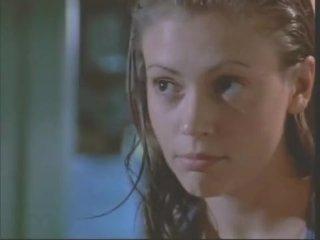 Alyssa Milano hugo pool