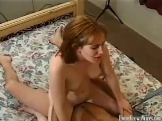 Creaming my sexy wifes hot pussy