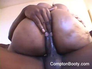 Sexy ass ebony