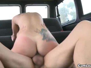 In her first scene she fucks like a slut