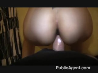 PublicAgent – Skinny blonde fucked in a hotel