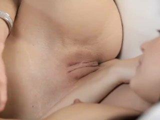 Nubile Films – Her gorgeous girlfriend licks her