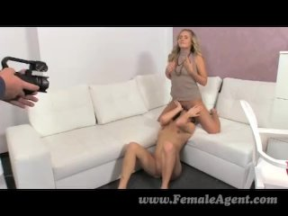 FemaleAgent – First orgasm at 18 years old