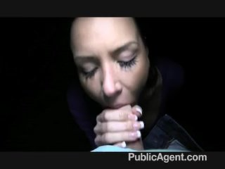 PublicAgent – Maya with big tits gets fucked