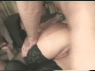 Violent anal sex to sexy milf