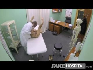 FakeHospital – Hot girl with big tits