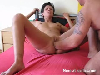 Monster pussy fisting madness