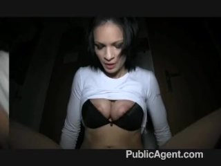 PublicAgent – Sex with new neighbours