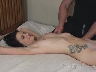 Phoebe Rose tickling fetish