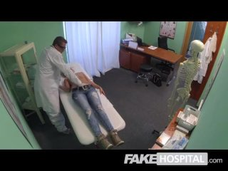 Fake Hospital – Beautiful squirting blonde