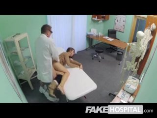 Fake Hospital – Doctor denies antidepressants