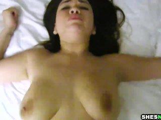 Fucking busty Irish Filipina Audriana Grace