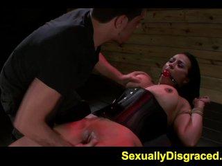 Big boobs Becca Diamond loves deepthroat