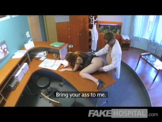 FakeHospital – Doctors dirty health check