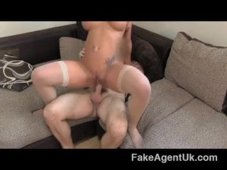 FakeAgentUK – Tight pussy causes issues