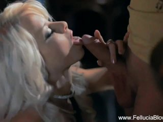 Blowjob Sparkles and Shines