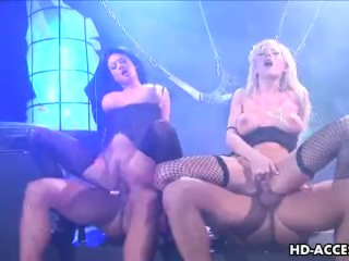 Hillary Scott and Tory Lane in a wild orgy