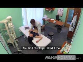 FakeHospital – No health insurance fuck