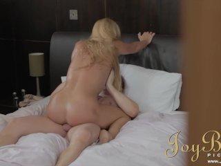 JoyBear Spanking Busty Cathy