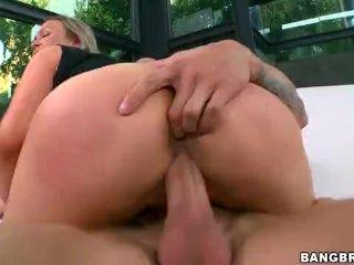 Busty MILF Pornstar Gets Fucked