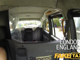 FakeTaxi – Stunning blonde with deep blowjobs