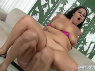 Aire Fresco gets fucked dog style
