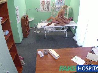 FakeHospital – Patient tries doctors sperm