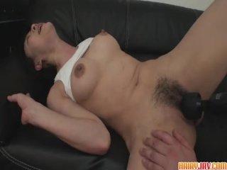 Pussy Vibrations Finishes Miho Wakabayashi Wo