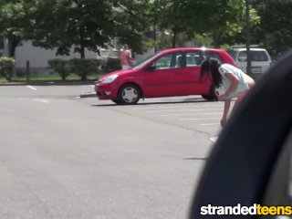 Strandedteens – Euro teen is a very bad girl