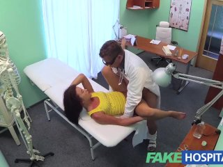 FakeHospital – Doctor wants to help cheating