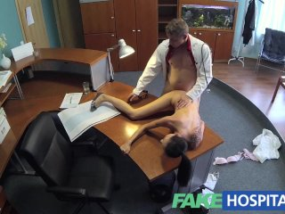 FakeHospital – Cock hungry patient
