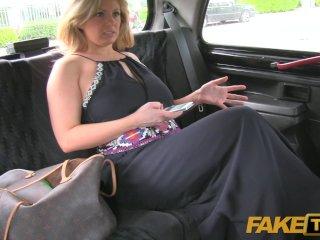 FakeTaxi – Cock hungry big boobed MILF