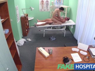 FakeHospital – Doctor prescribe sperm to cure