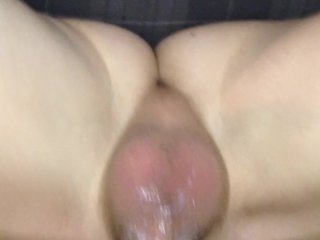 My little girl Asian pussy getting fucked :).